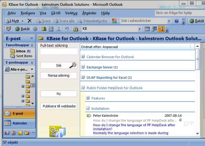 KBase Screenshot