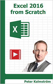 Excel 2016 from Scratch cover