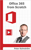 Office 365 from Scratch cover