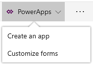 Customize a SharePoint list form in PowerApps - An Office
