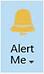 SharePoint Alert icon