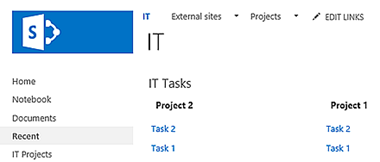SharePoint Content Query web part in page