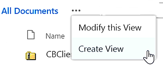 SharePoint Restore button