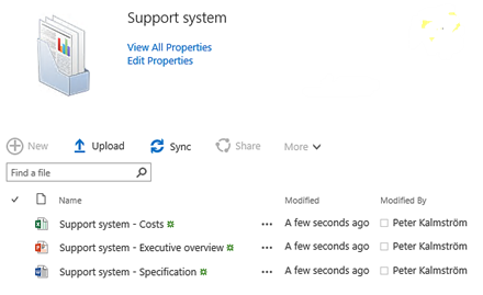 SharePoint Document Set content type - a SharePoint Online from