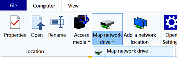 SharePoint Open with Explorer button