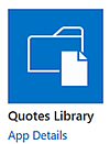 SharePoint custom library template