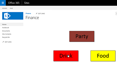 Clickable images in sharepoint #2