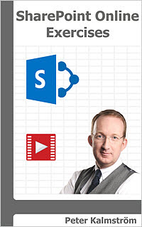 SharePoint Online Exercises Cover