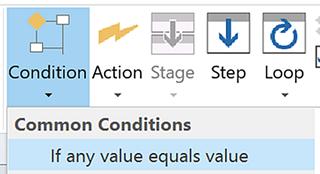 SharePoint Designer Workflow Condition