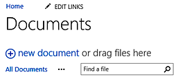 SharePoint List or Library Search field