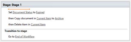 SharePoint workflow window