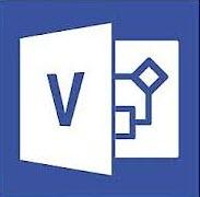 Visio 2013 logo