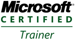 Microsot Certified Trainer logo