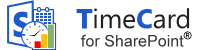 TimeCard for SharePoint logo