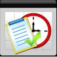 iCalendarTimeCard icon