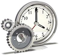 TimeCard clock
