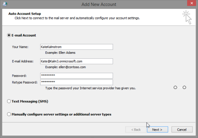 Create a public folder on office 365 exchange online a - Create account in office 365 ...